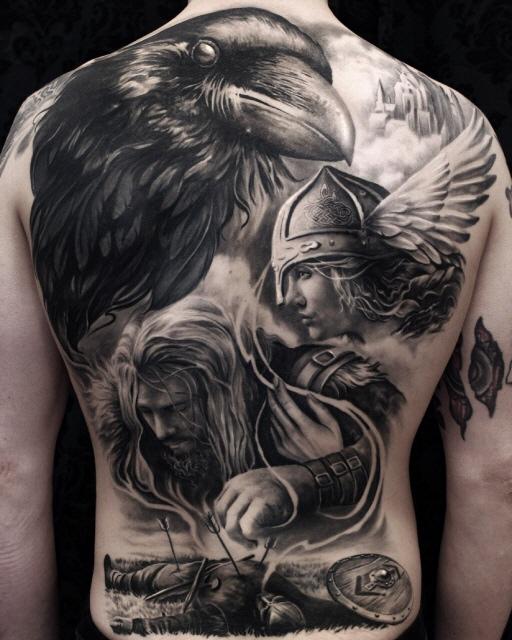 Tattoo ideen männer