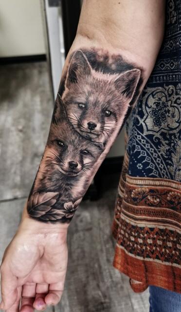 Tattoostudio frankfurt