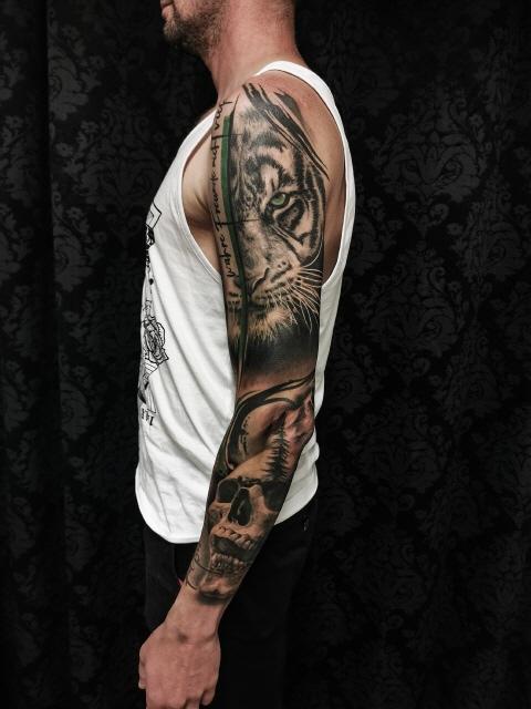 Trashpolka Tattoo