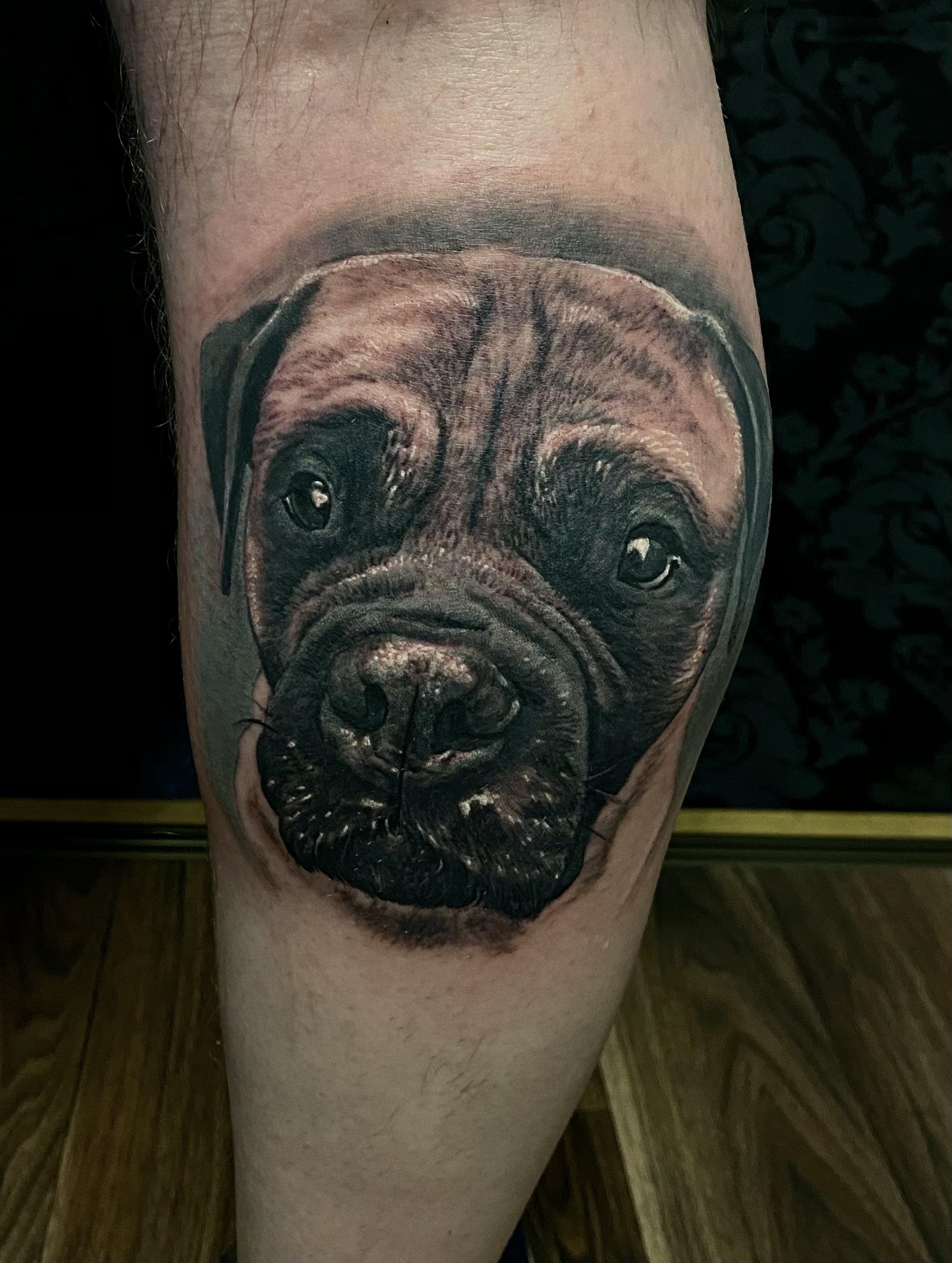 Realistische Tattoos