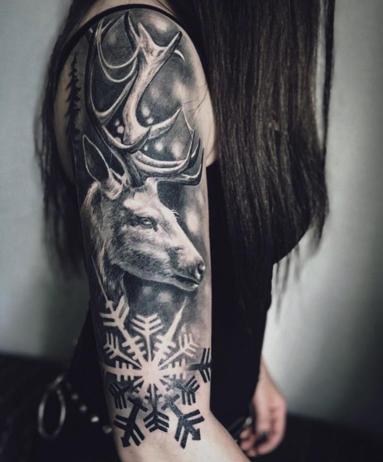 Tattooarm