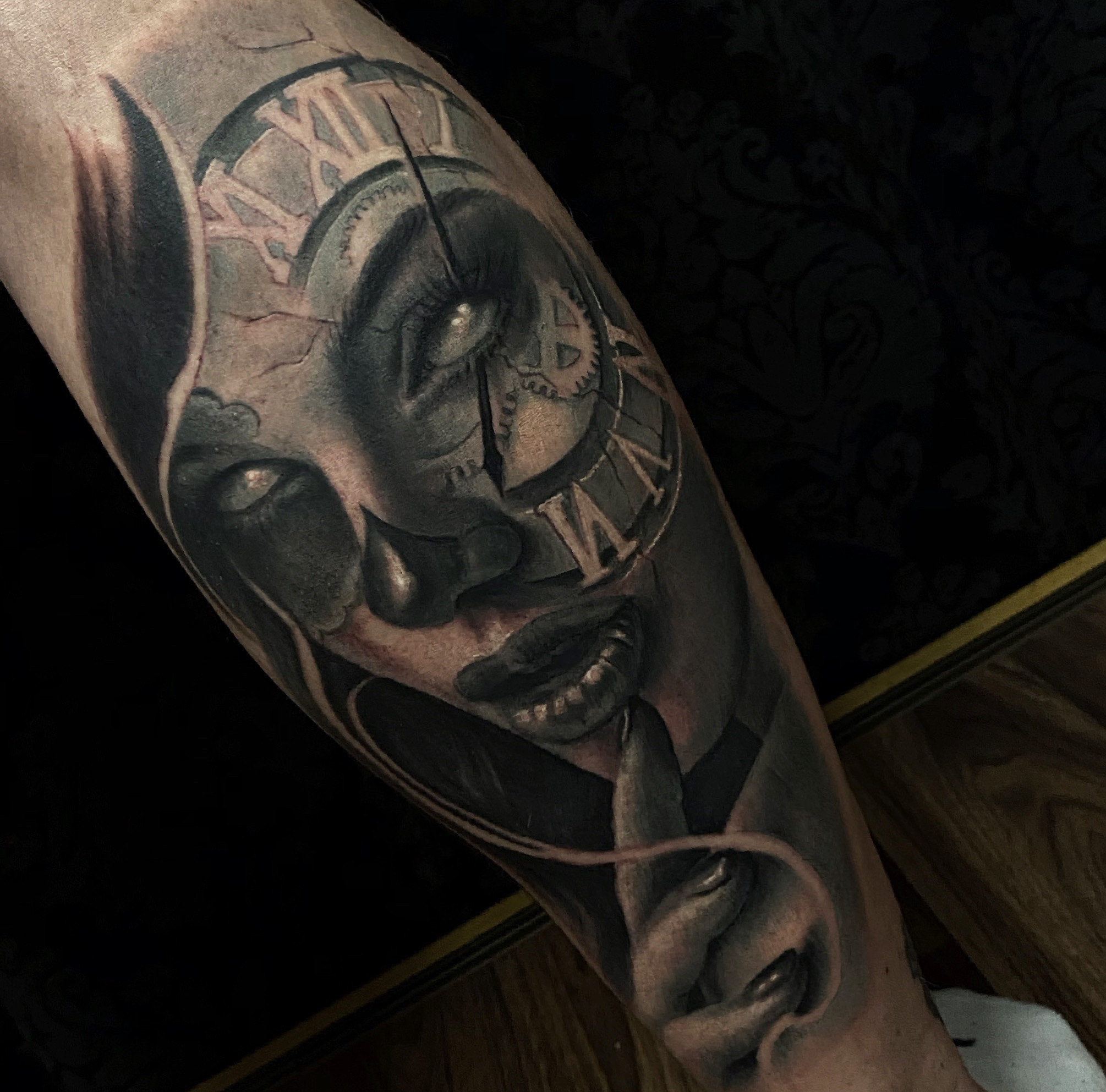Uhren Tattoo