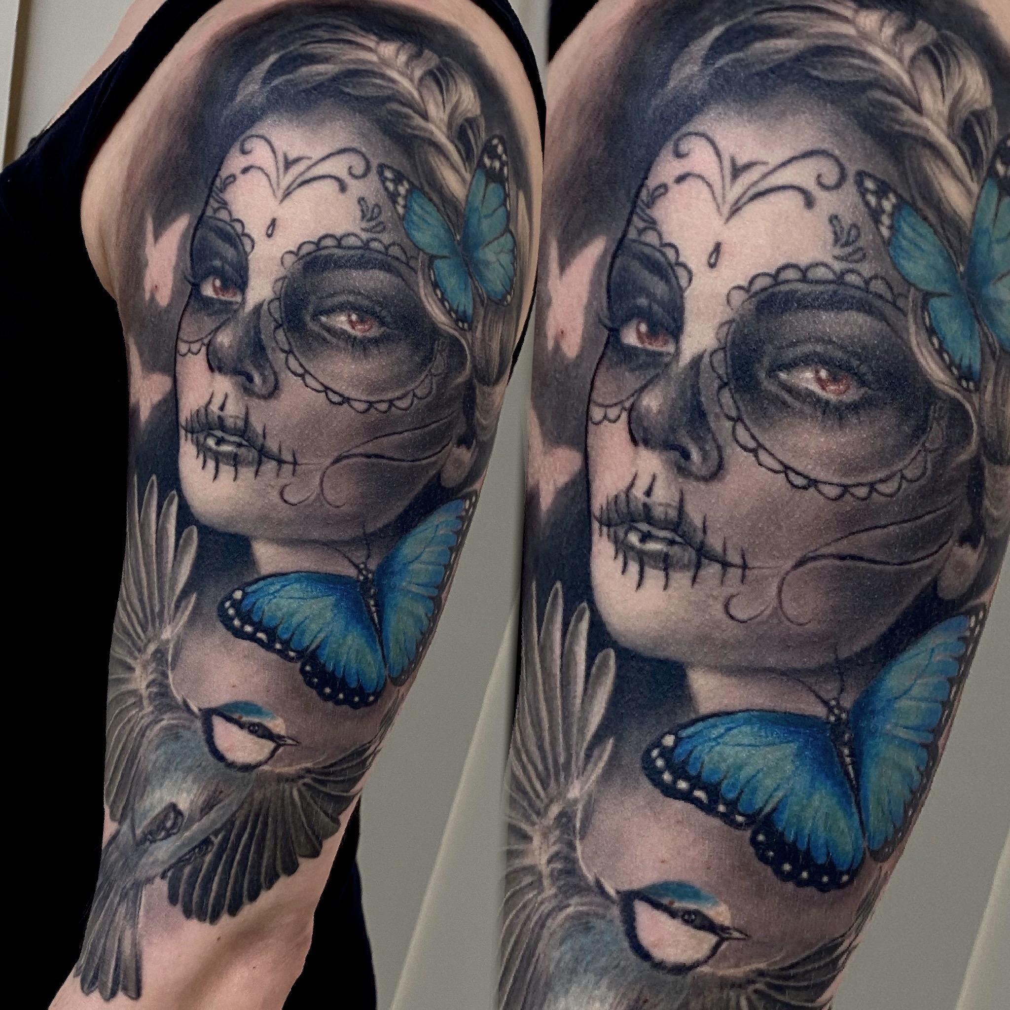 Steffi Eff Tattoo